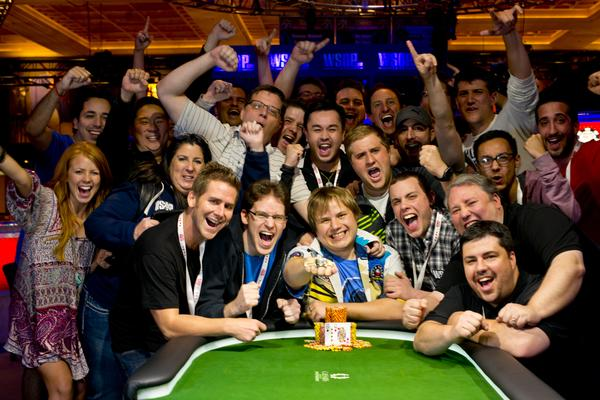 Article image for: CHAD HOLLOWAY WINS 2013 CASINO EMPLOYEES CHAMPIONSHIP