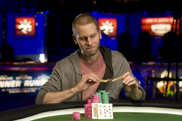 JEFF MADSEN STEAMROLLS HIS WAY TO A THIRD GOLD BRACELET