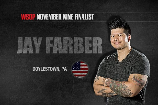 Article image for: GETTING TO KNOW THE NOVEMBER NINE: JAY FARBER