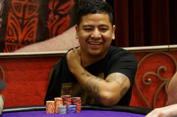 DAVID DIAZ HEADLINES FINAL DAY OF NOLA MAIN EVENT ACTION