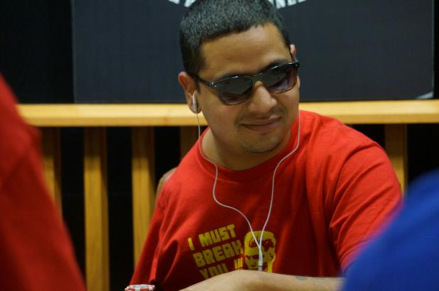 Article image for: DAVID DIAZ LEADS FINAL THREE IN PALM BEACH MAIN EVENT
