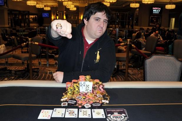 Article image for: DAVID TUTHILL WINS CAESARS PALACE WSOP CIRCUIT MAIN EVENT