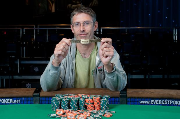 BRITS DO IT AGAIN - MIKE ELLIS BRINGS HOME THE 4TH WSOP BRACELET FOR THE UK