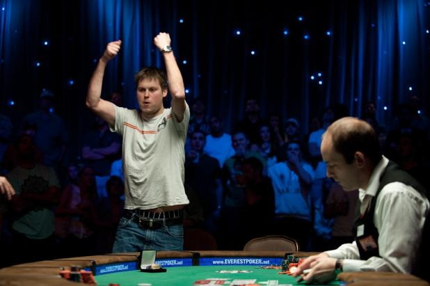 WATT OVERPOWERS DWAN TO WIN WSOP EVENT 11