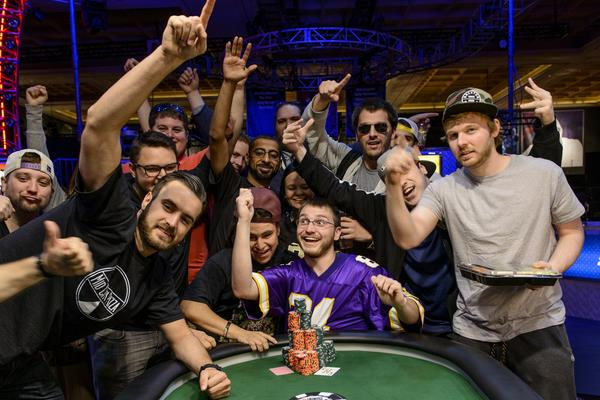 Article image for: KEVIN EYSTER WINS A GOLD BRACELET IN OVERTIME