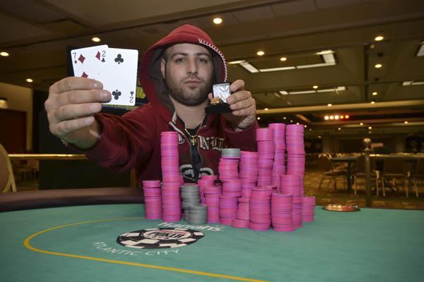 Article image for: JEFFREY GURFINKEL WINS $50K AND WSOP CIRCUIT GOLD RING