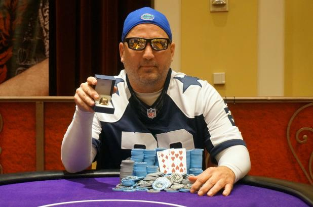 DAVID HUBBARD WINS NOLA MAIN EVENT FOR OVER $200K