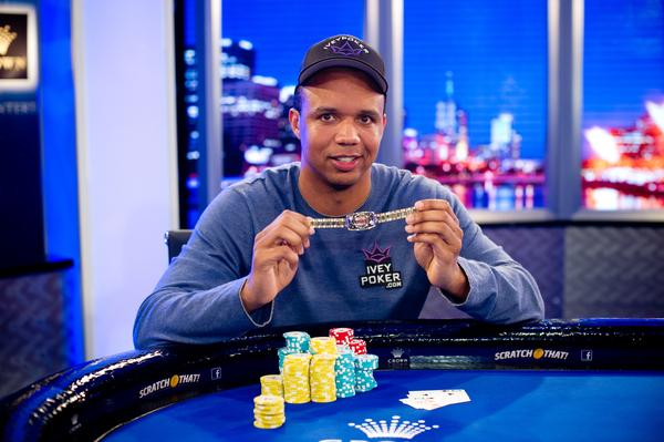 Article image for: IVEY DOES IT! WINS 9TH WSOP GOLD BRACELET IN MELBOURNE