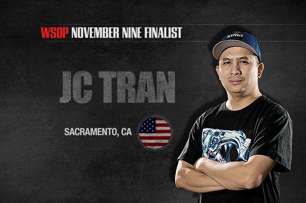 GETTING TO KNOW THE NOVEMBER NINE: JC TRAN