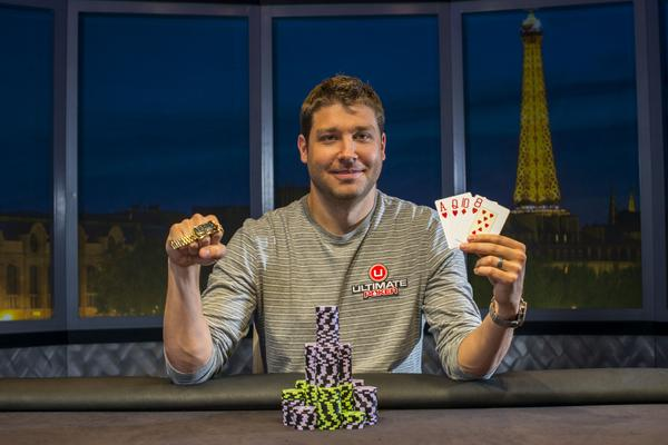 JEREMY AUSMUS GOES FROM OCTO-NINER TO BRACELET WINNER