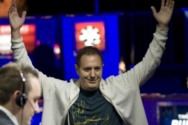 JESSE MARTIN WINS FIRST GOLD BRACELET IN PRESTIGIOUS $10K 2-7 EVENT