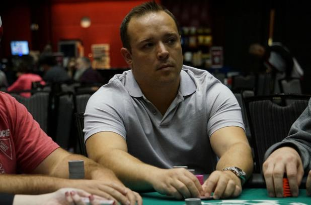 Article image for: JOSH TURNER BACK AT IT AGAIN IN CHEROKEE MAIN EVENT