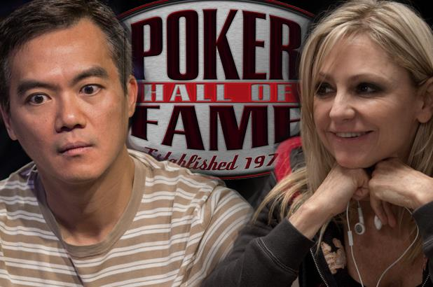 JENNIFER HARMAN AND JOHN JUANDA TO BE INDUCTED INTO POKER HALL OF FAME