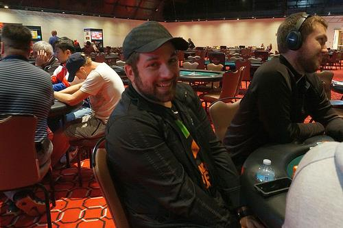 Article image for: JASON YOUNG LEADS INTO DAY 3 OF COCONUT CREEK MAIN EVENT