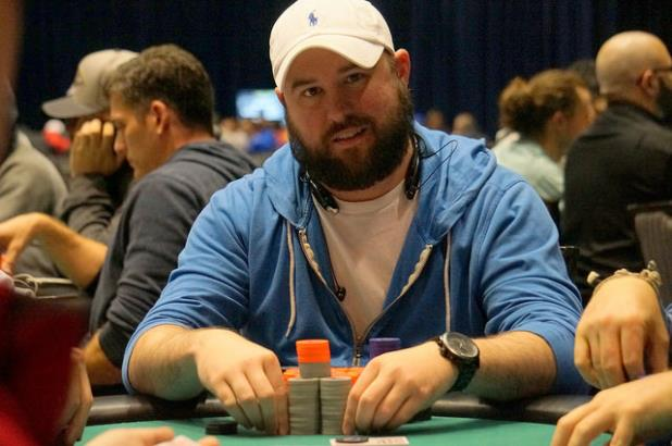 Article image for: MATT HIGGINS LEADS 138 RETURNING FOR DAY 2 IN CHEROKEE