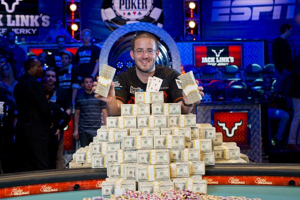 GREG MERSON WINS 2012 WORLD POKER CHAMPIONSHIP