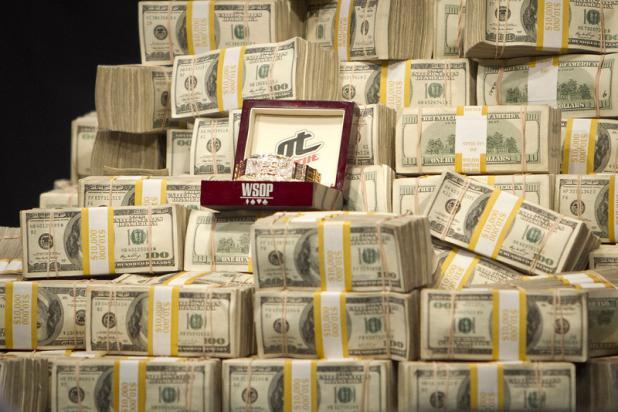 Wsop Prize Money