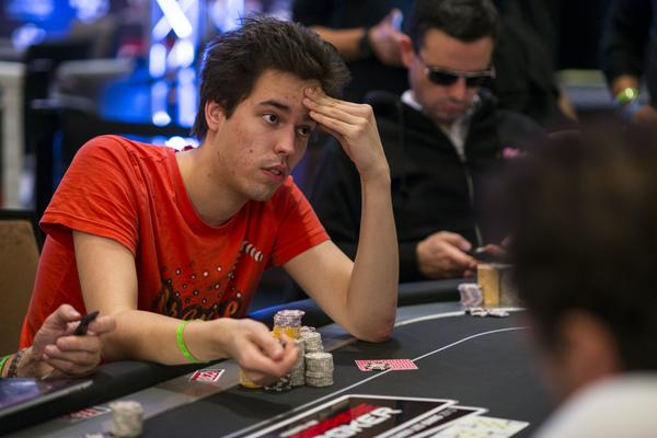 Article image for: DOMINIK NITSCHE LEADS 70 PLAYERS RETURNING FOR DAY 3