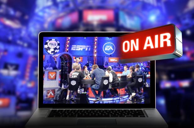WSOP LIVESTREAMING ALL SUMMER WITH HOLE CARDS AND COMMENTARY