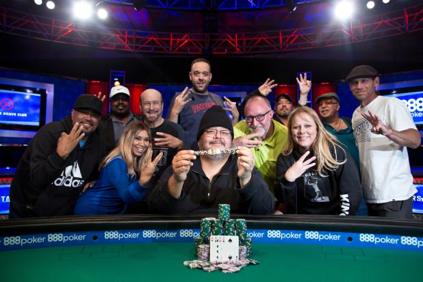 Article image for: FRANKIE O'DELL WINS THIRD WSOP GOLD BRACELET IN $10K OMAHA EIGHT OR BETTER