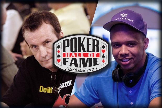 Poker Hall of Fame Announces Class of 2017