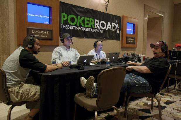 Poker Road Radio Live From the Rio