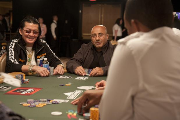 The $50,000 POKER PLAYER