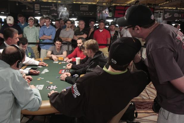 Phil Hellmuth & Mike Matusow