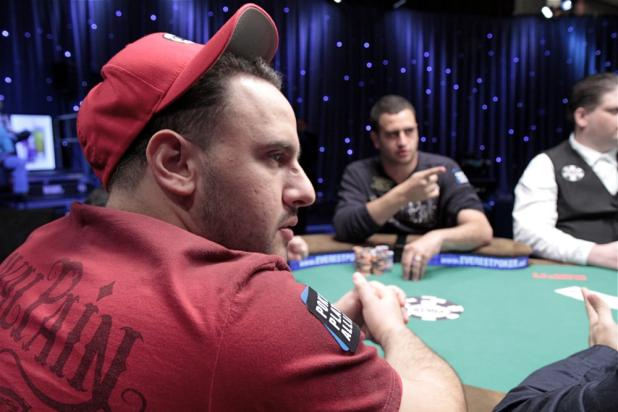 Mizrachi Brothers Assault the $50,000 Final Table