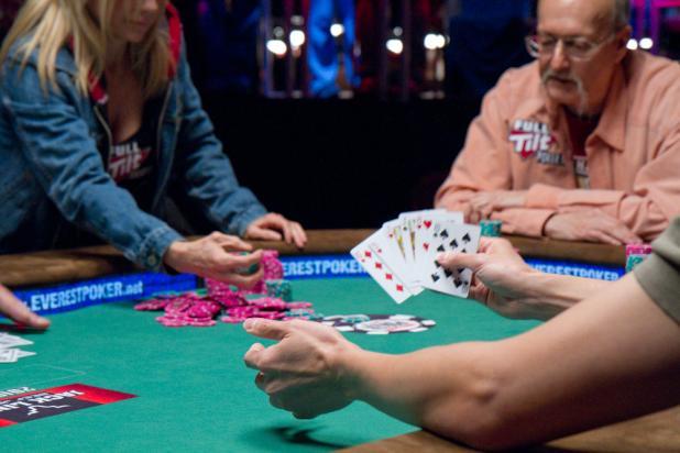 John Juanda Folds a Losing Hand
