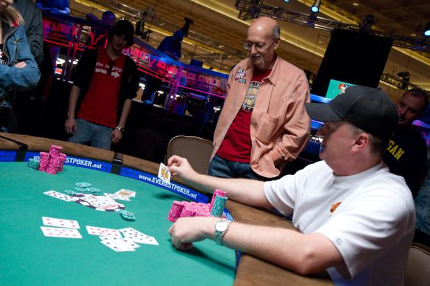 Steve Zolotow Eliminated in Fourth Place