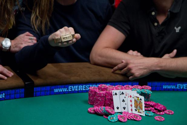 What the WSOP Bracelet Means to Bakes