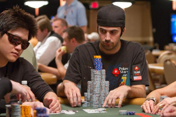 The Big But Not-So-Big Stack of Jason Mercier