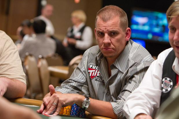Chip Jett in the Money of Event #31