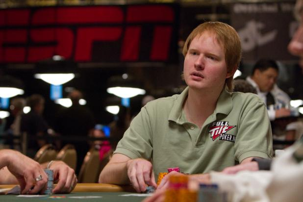 Jon Turner in the Money in Event #31