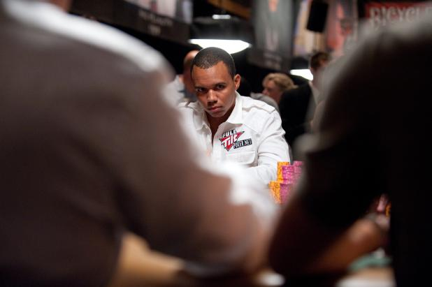 All Eyes on Phil Ivey