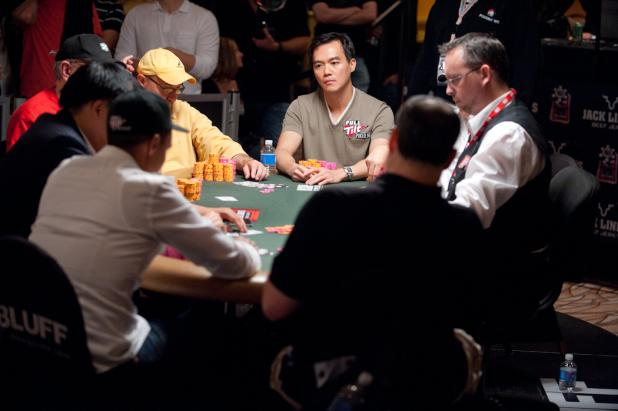 John Juanda Quietly Has an Incredible WSOP