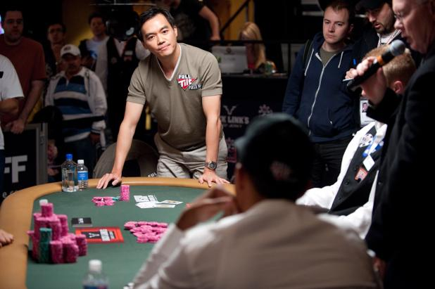 Phil Ivey is a Moving Target For John Juanda