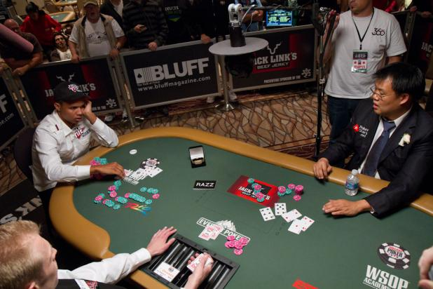 Final Hand: Bill Chen Prepares For a Double Up