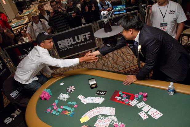 Final Hand: Phil Ivey Wins With a Wheel