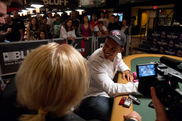 A Rare Interview With Phil Ivey