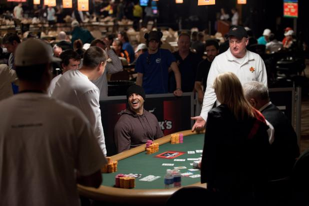 The Razz Final Table