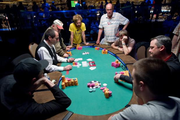 Final Table of Event #46
