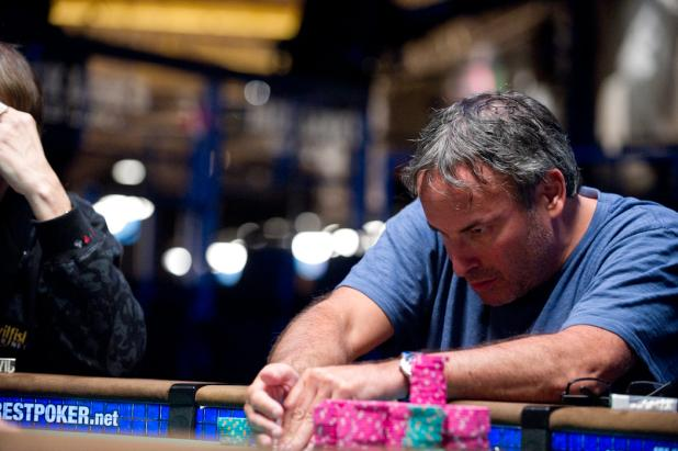 Ante Up For Africa Co-Champion Dan Shak