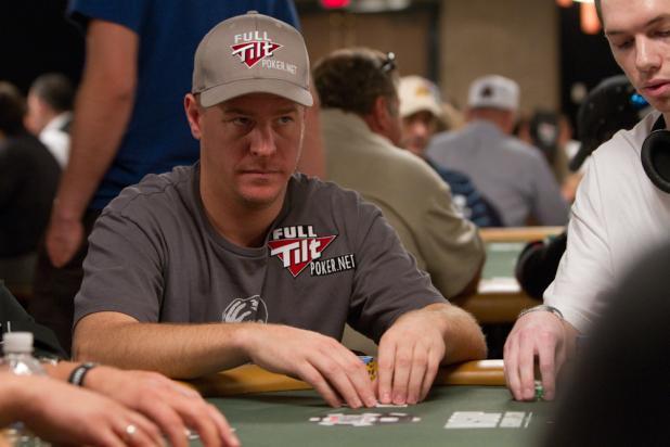 2008 WSOP Player of the Year Erick Lindgren
