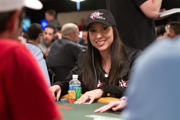 Karina Jett Hopes to Make One More Final Table