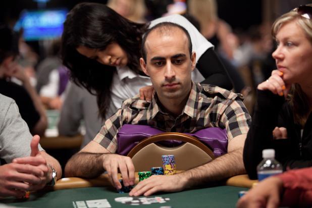Three-Bracelet Winner Daniel Alaei