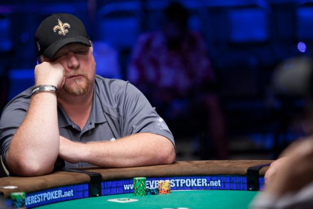 Darvin Moon Is Not Your Typical Poker Player