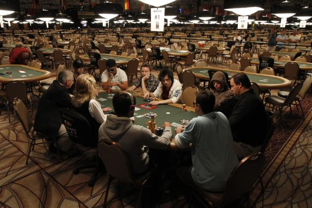 The Final Table -- In the Pavilion Room