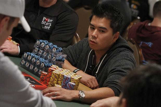 Duy Le Has A Million in Chips -- Really